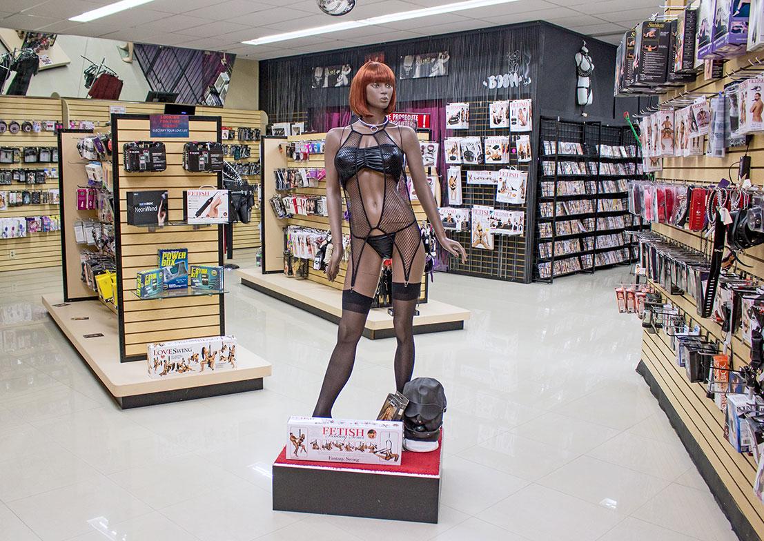 Eros BDSM Dominatrix