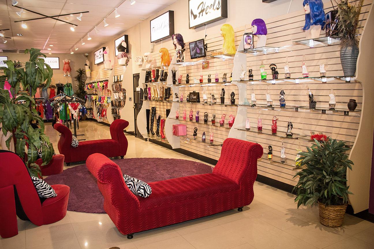 Eros1207 Shoes & Lingerie
