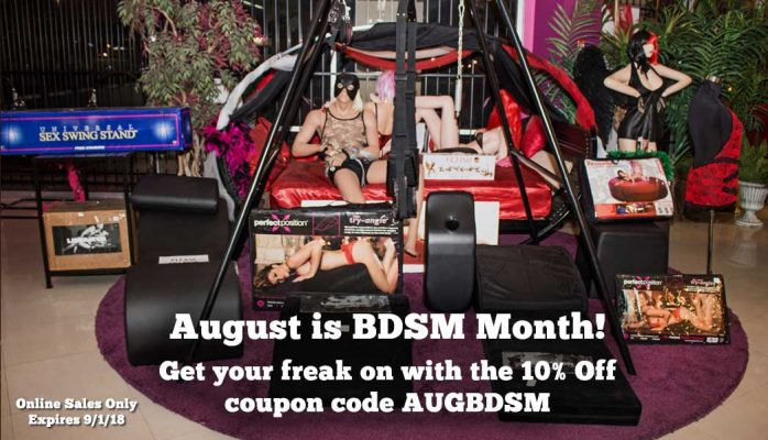 August is BDSM Month!